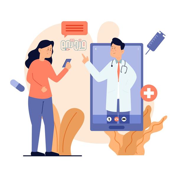 سئو وبسایت پزشکی