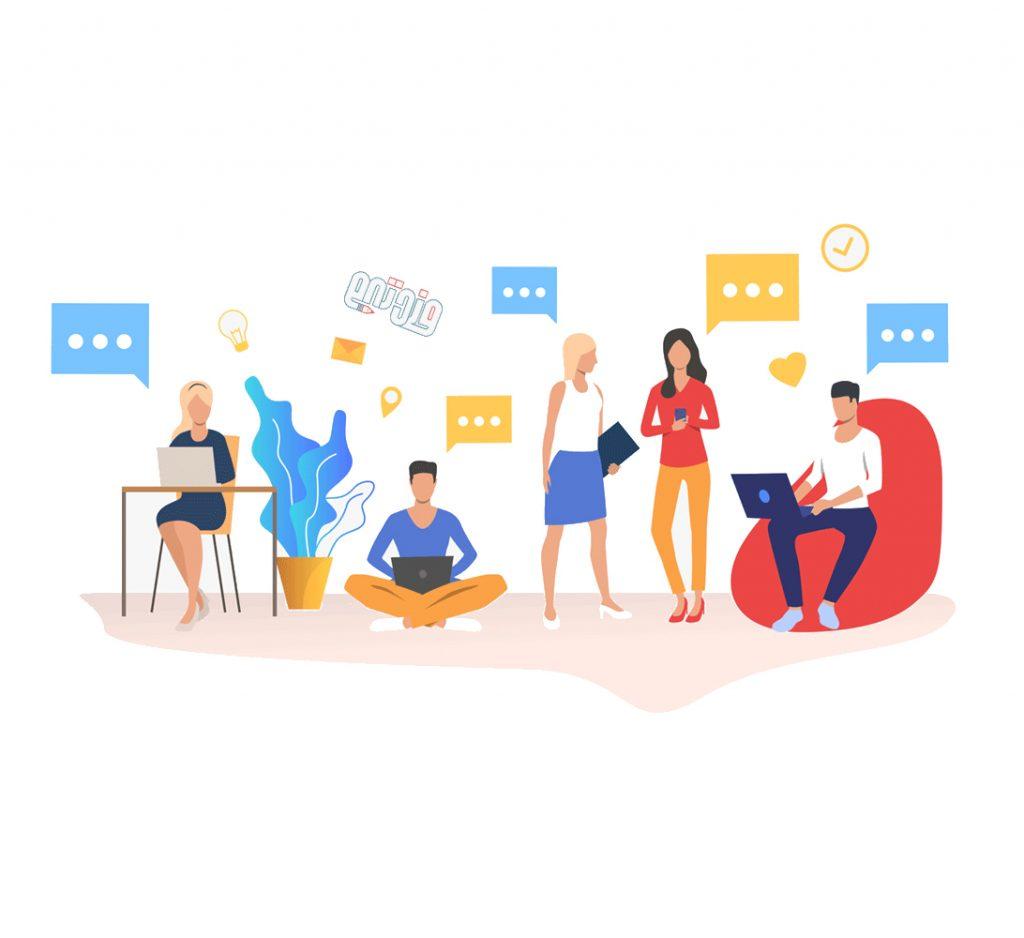 سئو و طراحی وب سایت فندتیم